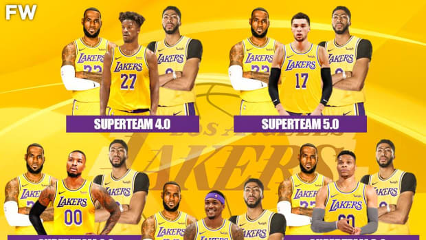 How The Los Angeles Lakers Can Create A Superteam: 5 Perfect Targets