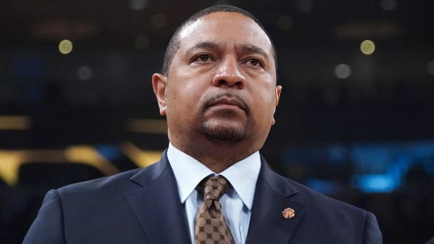 Mark Jackson Gets Roasted On Twitter For Mistake In Game 4 Broadcast