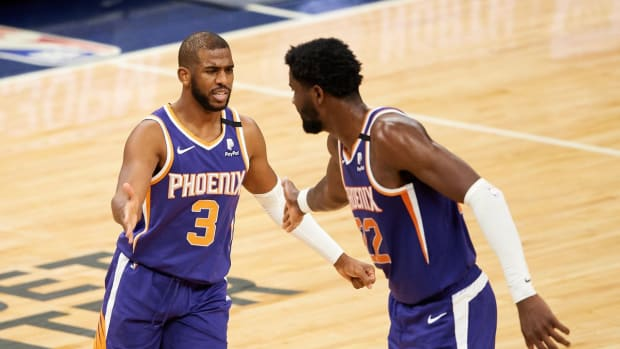 """Deandre Ayton On Chris Paul- """"He Was The Best Thing That Happened To My Career."""""""