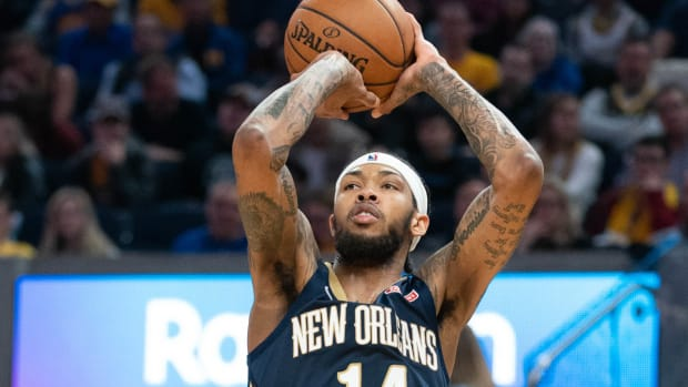 """NBA Trade Rumors- Pelicans """"Willing"""" To Part With Brandon Ingram In Potential Damian Lillard Sweepstakes"""