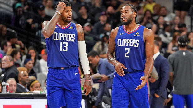 """Kendrick Perkins- """"Kawhi And Paul George Are In The Same Category Of Superstar."""""""