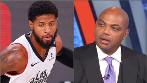 """Charles Barkley Reacts To Paul George Saying He's The Most Scrutinized Player In The NBA- """"Give Me A Freaking Break."""""""