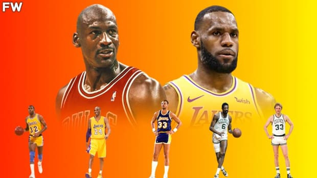 Who Would Be The GOAT If Michael Jordan And LeBron James Never Played In The NBA?