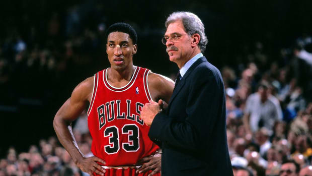 """Stephen A. Smith Calls Out Scottie Pippen Over Phil Jackson Comments: """"Accusing Phil Jackson Of Being Racist Is One Of The Most Ridiculous Things Scottie Pippen Has Ever Said Or Done."""""""
