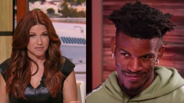 NBA Fans Going Crazy Over Rumor Involving Jimmy Butler And Rachel Nichols