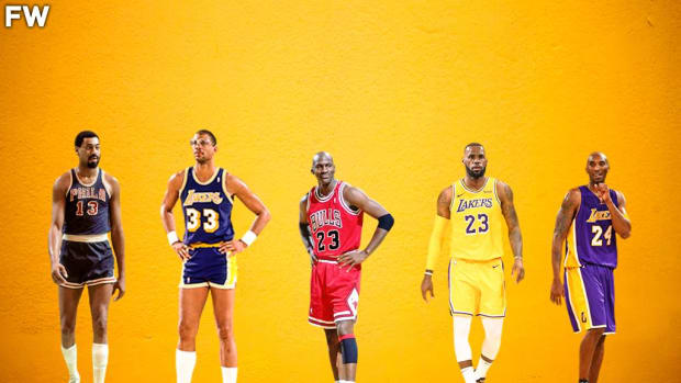 Klay Thompson's Father Mychal Thompson Selects The 5 Best NBA Players Of All Time