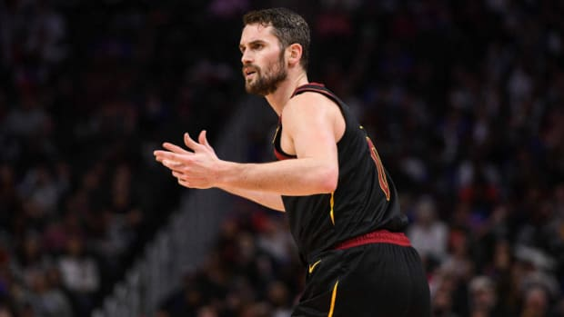 "NBA Rumors- Blazers ""Prime Destination"" For Kevin Love This Offseason"
