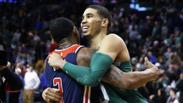 Bradley Beals' Comments On Jayson Tatum Spark Major Celtics Trade Rumors