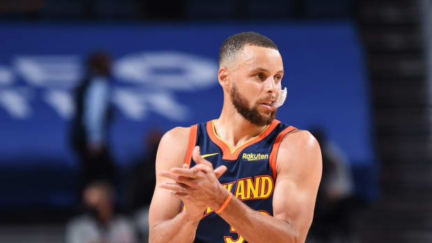 """Steph Curry On Warriors' Offseason Plans- """"Things Are Fluid, Let's Put It That Way."""""""