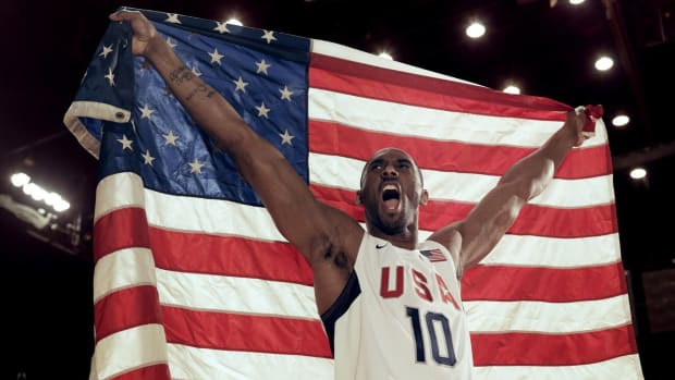 """Kevin Durant Explains How Kobe Bryant Is Motivating Team USA- """"We All Want To Honor His Teachings..."""""""