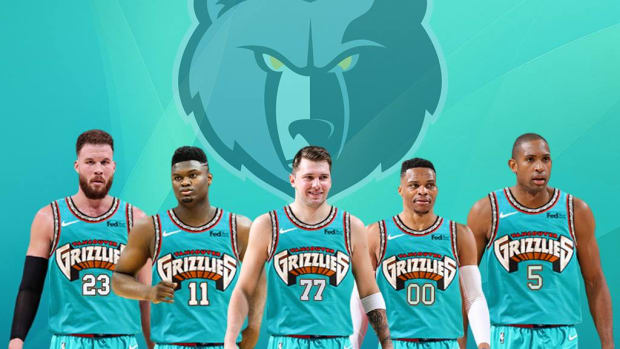 5 NBA Stars The Memphis Grizzlies Missed By 1 Pick In The NBA Draft