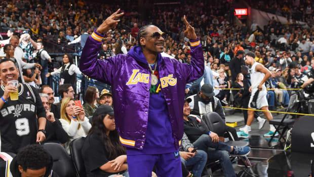 Snoop Dogg Says Phoenix Suns Will Win NBA Finals