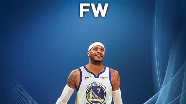NBA Rumors- Warriors Could Make A Run At Carmelo Anthony