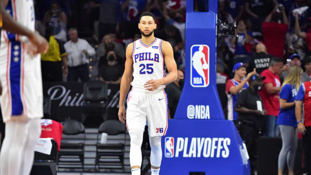 """Anonymous NBA Executive Believes There Is """"No Chance"""" The Sixers Agree To Trade Simmons To Cleveland"""