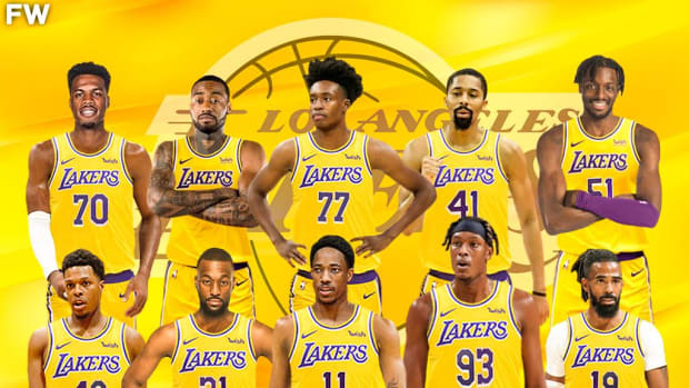 10 Most Realistic Targets For The Los Angeles Lakers Right Now