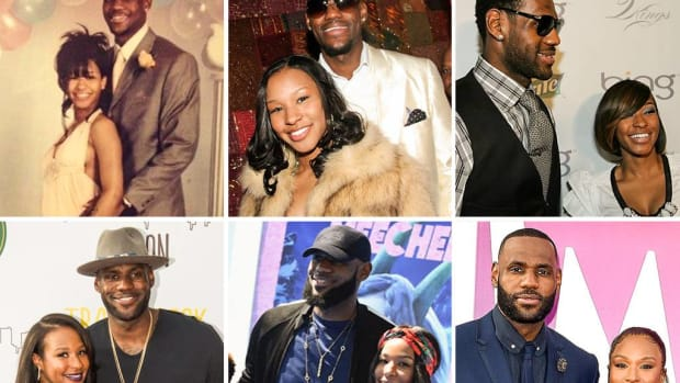 LeBron James And Savannah's Love Story: From High School Sweethearts To Basketball's First Family