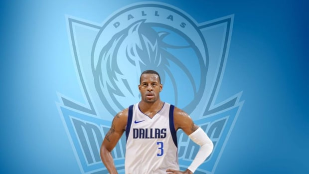 Andre Iguodala Says He Was Supposed To Sign With The Dallas Mavericks, Not The Golden State Warriors