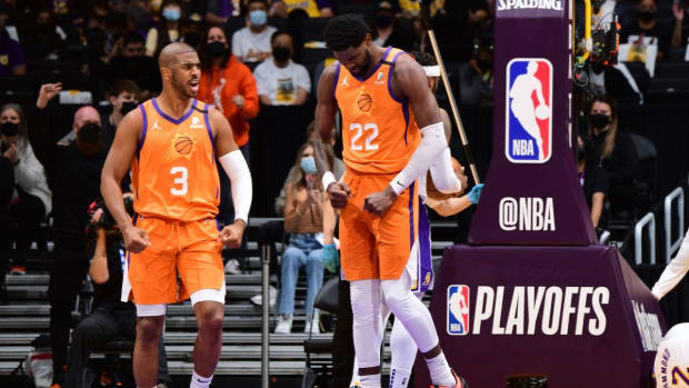 """Kendrick Perkins Calls Out Chris Paul For Saying He Would Help Deandre Ayton Get A Bag This Offseason: """"I Guess CP3 Meant To Get Himself The Bag"""""""