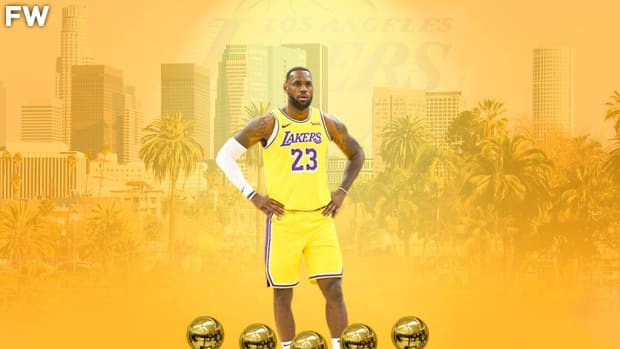 How Many Championships Will LeBron James Win Before The End Of His Career?