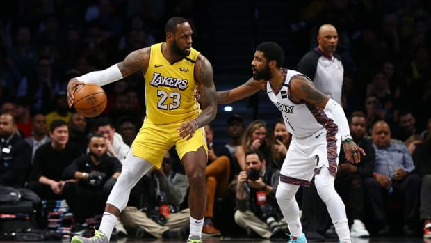 """Spencer Dinwiddie Says The Nets Would Have Swept The Lakers If Both Teams Were Healthy- """"Nets In 4."""""""