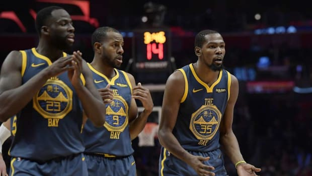 Game 3 Of 2018 NBA Finals Shows Warriors Needed Kevin Durant More Than Kevin Durant Needed The Warriors