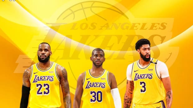 Chris Paul Can Join LeBron James And The Lakers If He Loses In The NBA Finals And Rejects $44M Player Option