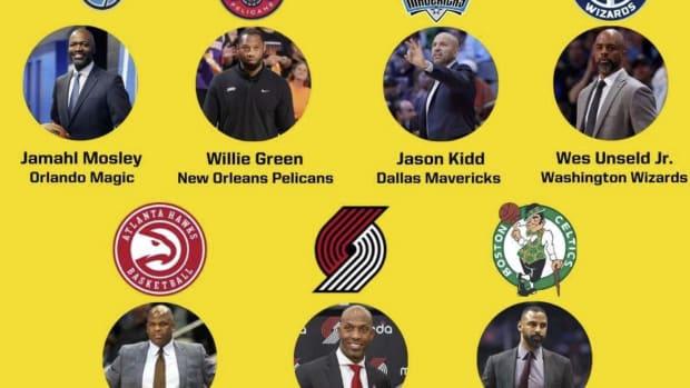 black coaches
