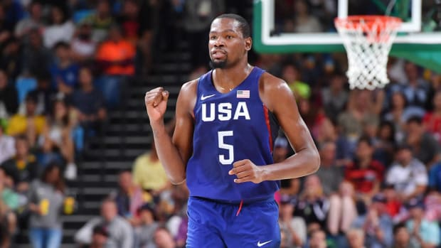 FIBA Power Rankings: Australia Is Favorite, Spain Is Second, USA Is Third