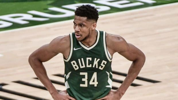 'Giannis Antetokounmpo Can't Be The Face Of The NBA' says NBA Analyst