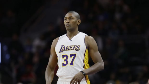 """Metta Sandiford-Artest On Never Making Team USA Roster- """"I Told My Agent, Can I Even Be The Water Boy? Something?"""""""