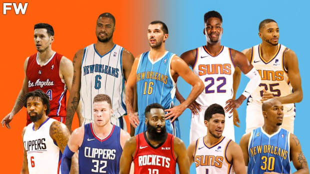 Ranking The 10 Greatest Teammates That Chris Paul Has Ever Had In His Career