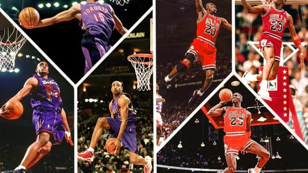 "Vince Carter Picks Himself Over Michael Jordan As Best Dunker: ""You Can't Give MJ Everything"""
