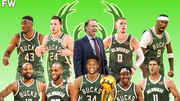 5 Reasons The Bucks Won The 2021 NBA Championship: Giannis Antetokounmpo Is The Best Player In The World