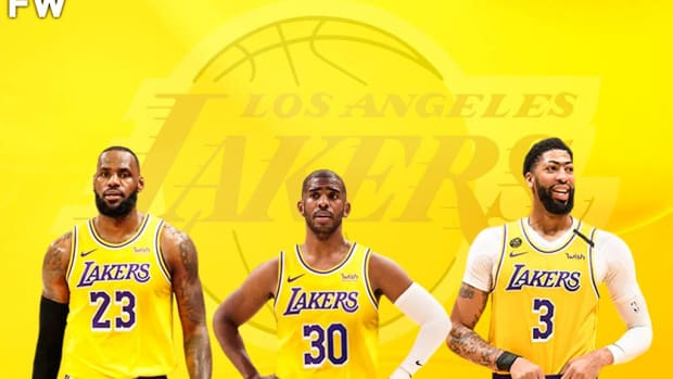 Magic Johnson Says A Big 3 Of LeBron James, Chris Paul, And Anthony Davis Will Win The 2022 NBA Championship