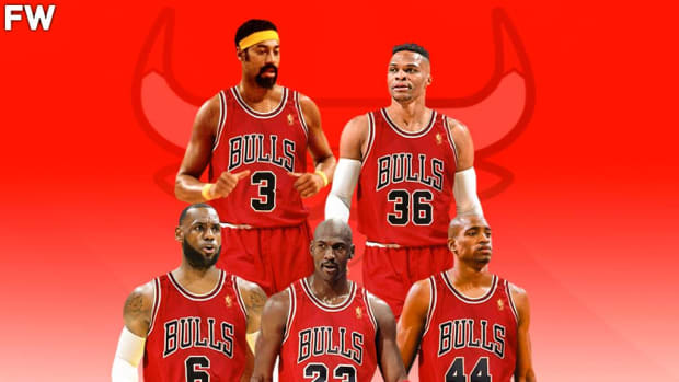 The Most Athletic Starting Lineup In NBA History: LeBron James And Michael Jordan Lead The Dunk Squad