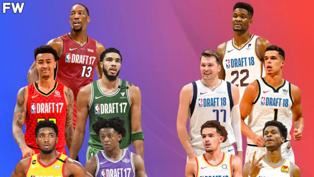 All-2017 Draft Class vs. All-2018 Draft Class: Who Would Win?
