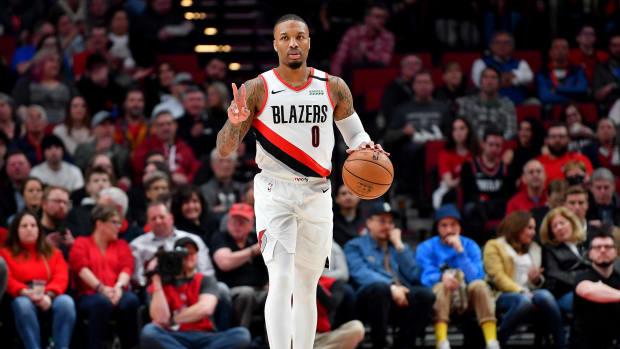 NBA Rumors- Damian Lillard Will Wait Until Trade Deadline To Decide Future In Portland