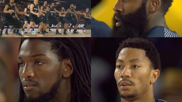 When New Zealand Basketball Left Team USA Speechless After Incredible Haka Performance
