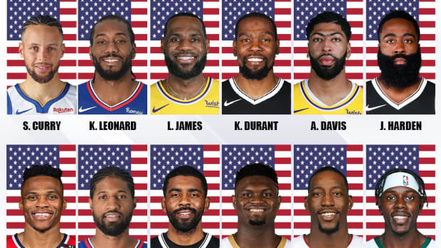 The Perfect USA Team That Would Beat Anyone By Minimum 20 Points