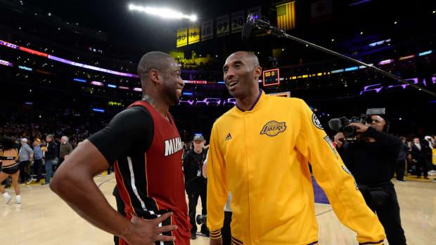 "Kobe Bryant Played Full Court Defense on Dwyane Wade: 'Kobe Forced Him Left The Whole Time... He Locked Prime Wade."""