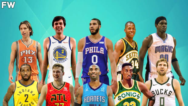 10 Biggest NBA Draft Night Trades Of All Time