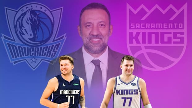 """Vlade Divac Says Luka Doncic Is A Great Talent: """"He Was More Ready Than Any Other Kid In His Class, And It's Great Fit For Dallas"""""""