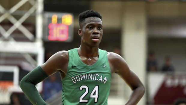 Giannis Antetokounmpo's Brother Alex Set To Become Latest Member Of Antetokounmpo Family To Join The NBA After Indiana Pacers Invite Him For Workout Ahead Of 2021 NBA Draft