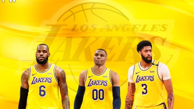 Are The Lakers A Superteam With LeBron James, Anthony Davis And Russell Westbrook?