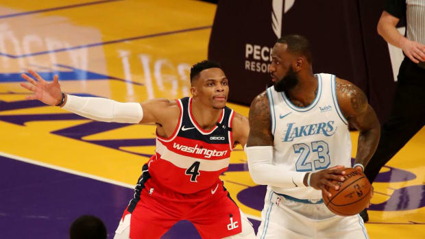 """NBA Rumors- Russell Westbrook Was Just """"Plan B"""" For The Los Angeles Lakers"""