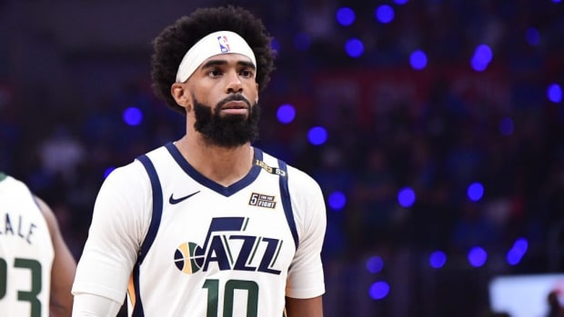 Mike Conley To Reportedly Stay In Utah On 3-Year, $60 Million Deal