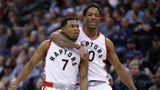NBA Rumors- Miami Heat Want To Reunite Kyle Lowry And DeMar DeRozan