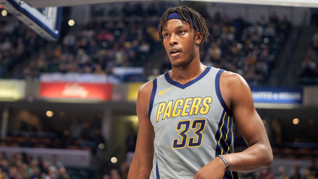 NBA Rumors- New York Knicks Are Trying To Trade For Myles Turner