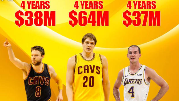LeBron James Gets His Teammates Paid Very Well: Caruso Becomes His Latest Teammate To Secure The Big Bag