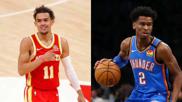 Trae Young And Shai Gilgeous-Alexander Sign Max Rookie Contract Extensions